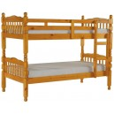 MELISSA SOLID PINE BUNK BED