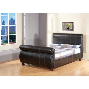 LE PARIS SLEIGH BED 4'6