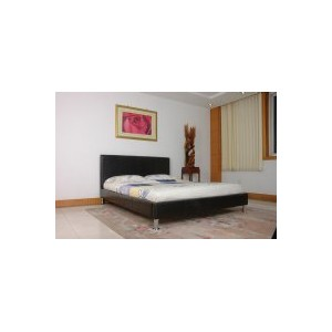 prado leather bed