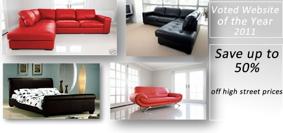 Welcome !  Wholesale Furniture - 50% off high street prices!